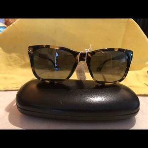 Persol Brown Polarized Sunglasses NWT